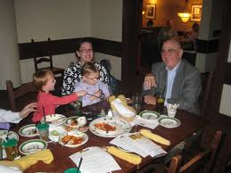 rotary family night draws crowd at olive garden rotary club of tysons corner