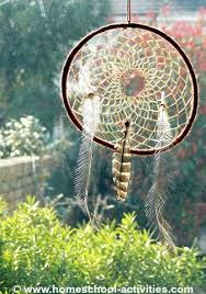 Make Your Own Dream Catchers How To Make Dream Catchers Native Indian Crafts 80