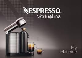 User Manual Nespresso Vertuoline 28 Pages