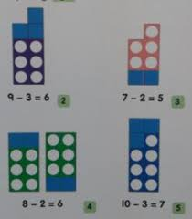 Image result for numicon subtraction