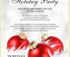 52 Office Christmas Party Flyer Templates Free