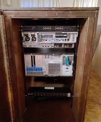 Sound Proof Server Cabinet 13 with Sound Proof Server Cabinet ...