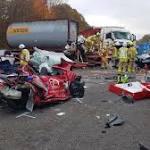 Nach Massencrash auf der A3 in Richtung Oberhausen: Weiteres Opfer (26) stirbt im Krankenhaus