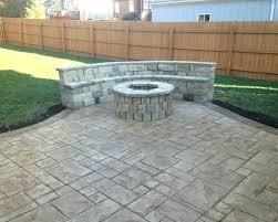 stamped concrete patio cost calculator. Patio Cost Calculator Concrete Stones At Stamped