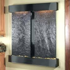 wall mounted water fountain indoor water feature wall image of outdoor and patio glass indoor wall fountains with black wall mounted water fountains indoor