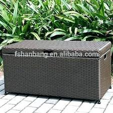 side outdoor storage box seat nz pool s outdoor cushion storage box nz pool