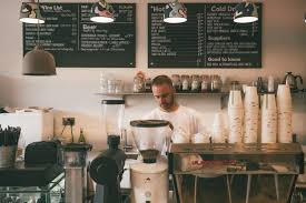 This minimalist cafe and coffee emporium is attached to the production facility of leeds' first independent roastery, near the royal armouries. How Can Coffee Shops Draw Customers Back After Covid 19 Perfect Daily Grind