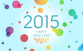happy new year 2015 png. Perfect New 2015 Happy New Year With Colorful Bokeh Background Download Type PNG  In Png 2