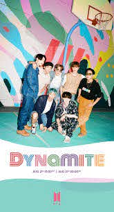 "Update: BTS Counts Down To New English-Language Single ""Dynamite"" With  Group Photo"