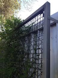 vertical garden wire mesh designs