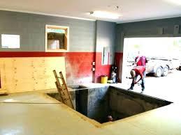 building a 2 car garage man cave garage ideas 2 car garage man cave storage build