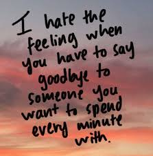 Quotes About Going Away From Someone You Love Delectable Top 48 Goodbye Quotes And Farewell Sayings