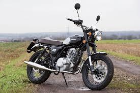sinnis motorbike reviews mcn