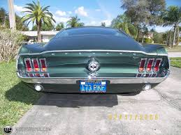 1968 Ford Mustang Fastback id 10570