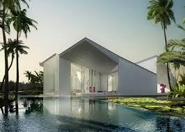 Bali Home Designs Architecture Arandalasch Presents Art Park Designs For Sensitive Site In Bali