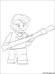 20 Lego Ninjago Garmadon Coloring Pages Ideas And Designs