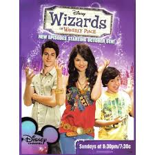 Селена гомес, дэвид генри, джейк т. Wizards Of Waverly Place 2007 11x17 Movie Poster Walmart Com Walmart Com