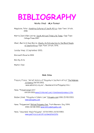 Best Photos Of Mla Format Bibliography Website Example