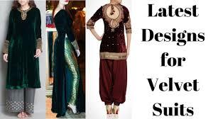 Pink Velvet Suit Design Latest Velvet Suit Designs Latest Designs For Velvet Suits