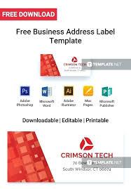 Holiday Address Label Templates Free Printable Address Label Templates