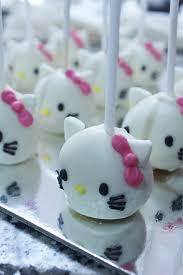 Hello Kitty Cake Pop Cake Atelier
