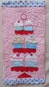 205 best Quilted Cupcake images on Pinterest | Treats, Petit fours ... & A favorite of my early (2009) cupcake projects from a Tilda book! Adamdwight.com