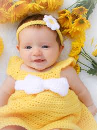 Free Baby Crochet Patterns For Beginners Awesome Simply Spring Baby Dress 48 48 Months Winding Road Crochet