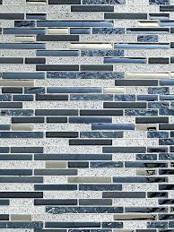 blue glass tile backsplash blue gray glass quartz mosaic tile blue glass tile backsplash home depot