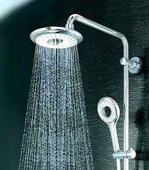 shower heads kohler rain shower heads head rainfall ceiling recessed reviews