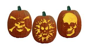 pumpkin carving patterns free free skull and skeletons pumpkin carving patterns and stencils the