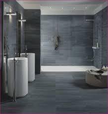 Badezimmer Fliesen Grau Schwarz