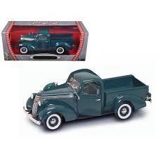1937 Studebaker Pickup Express Green 1/18 Diecast Model Car By Road ...