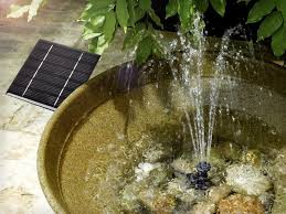 1 02w mini solar water fountain crazy s we have the best daily deals