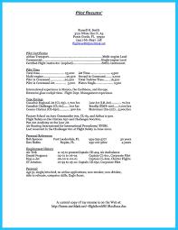 Job Resume Template Pdf Templates And Builder Letter Sample Pilot