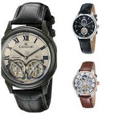 top 8 most popular thomas earnshaw skeleton watches under £100 7 most popular best selling thomas earnshaw watches for men