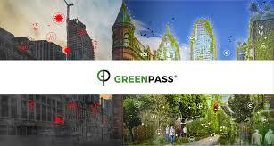 GREENPASS   volle Kontrolle für klimafitte Städte & Architektur