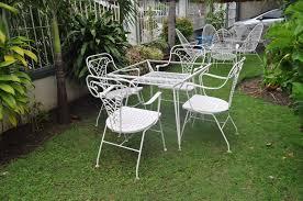 garden set. Philippines Used Furniture Classifieds Site Ads Arte Espanol Wrought Iron Garden Sets For Sale Paranaque Set