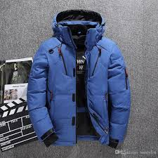 2019 2018 New Arrival Warm Winter Down Outwear Jacket Sale With Size Chart Men Hooded Casual Slim Parka Mens Winter Coat High Quality From Wintylin