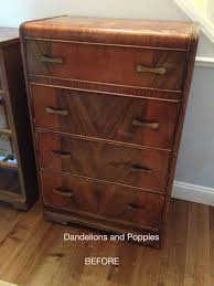 art deco painted furniture. a sad art deco dresser rescued by the fairy painted furniture e