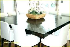 Round Table For 12 Dimensions Carree Personnes Amazing Large Chunky ...