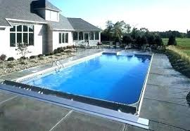 automatic pool covers for odd shaped pools. Automatic Pool Cover Covers Retractable Troubleshooting . For Odd Shaped Pools