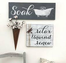 Decorative Bathroom Signs Home Best Of Decorative Bathroom Signs Or Rustic Bathroom Decor 100 Set 8