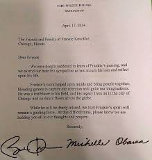 the obamas pay tribute to house music legend frankie knuckles president barack obama and first lady michelle obama pen a letter of tribute in celebration of