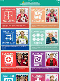 Best 25+ Missouri star quilt ideas on Pinterest | Missouri star ... & Quilting Tutorials by Missouri Star Quilt Company on the App Store Adamdwight.com