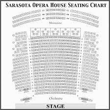 Sarasota Opera House Seating Chart Tickets 2020 Rosfest