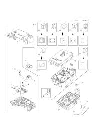 opel adam fuse box fuses and relays > opel epc online > nemiga com opel adam spare parts catalog epc