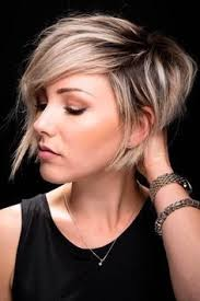 Coiffure Femme Courte Blonde 2019 Wwwe Fabreorg