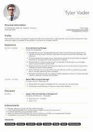 Example Of Cv For Business Management Filename Istudyathes
