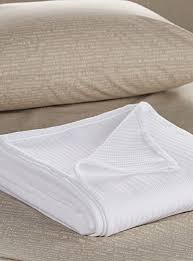 thermal cotton blanket. Thermal Cotton Blanket | Simons Maison Blankets: Shop Online For A In Canada