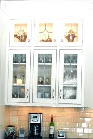 kitchen cabinet with glass doors large size of kitchen cabinets with glass doors on top glass